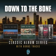 Down To The Bone - From Manhattan To Staten + 2