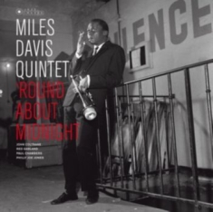 Davis Miles - Round About Midnight -Hq-