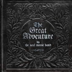 Neal Morse Band The - The Great Adventure (3Lp Marbled+2C