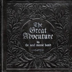 Neal Morse Band The - The Great Adventure (2Cd+Dvd)