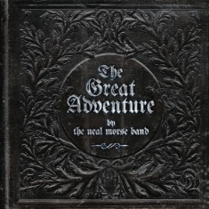 Neal Morse Band The - The Great Adventure (3Lp Black+2Cd)