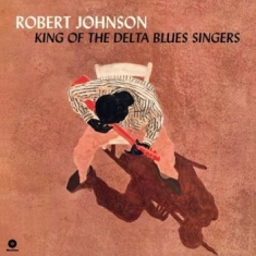 Robert Johnson - King Of The Delta Blue