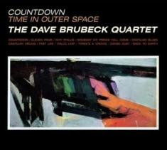 Brubeck Quartet Dave - Time In Outer Space