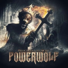 Powerwolf - Preachers Of The Night - Limited Ed