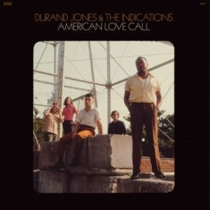 Durand Jones & The Indications - American Love Call (Transparent Ora