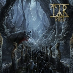 Tyr - Hel ( 2 Lp Turquoise Marbled)