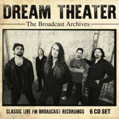Dream Theater - Broadcast Archives The (6 Cd)