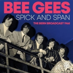 Bee Gees - Spick And Span (Live Broadcast 1968