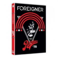 Foreigner - Live At The Rainbow '78 (Br+Cd)