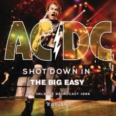 AC/DC - Shot Down In The Big Easy (2 Cd Bro