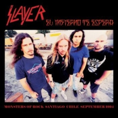 Slayer - Monsters Of Rock Chile '94 (Red)
