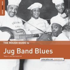 Blandade Artister - Rough Guide To Jug Band Blues