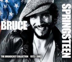 Springsteen Bruce - The Broadcast Collection 1973-1993