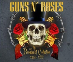 Guns N' Roses - The Broadcast Collection 1988-1992