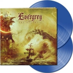 Evergrey - Atlantic The (2 Lp Clear Blue Vinyl