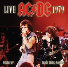 AC/DC - Live 79: October 16, Towson Center