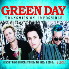 Green Day - Transmission Impossible (3Cd)