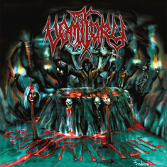 Vomitory - Blood Rapture (Black Lp)