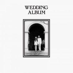 John Lennon / Yoko Ono - Wedding Album (White Vinyl 50Th Ann