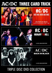 AC/DC - Three Card Trick (3 Dvd Documentary