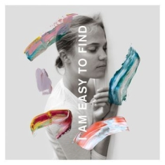 National The - I Am Easy To Find (Deluxe Coloured