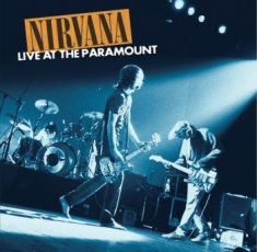 Nirvana - Live At The Paramount (2Lp)
