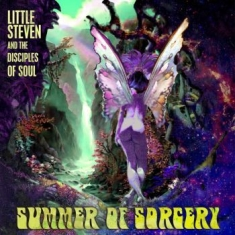 Little Steven & Disciples Of Soul - Summer Of Sorcery (2Lp)