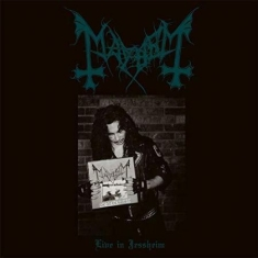 Mayhem - Live In Jessheim (Cd + Dvd)