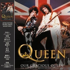 Queen - Our Gracious Queen - Red/White/Blue
