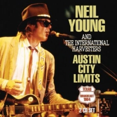 Neil Young - Austin City Limits (2 Cd Broadcast