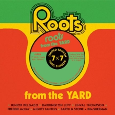 Roots From The Yard - Various