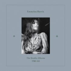 Emmylou Harris - The Studio Albums 1980-83