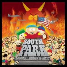 Various artists - South Park: Bigger, Longer & Uncut. Music From And Inspired By The Motion Pictur