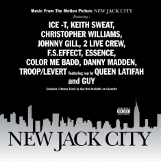 Various artists - New Jack City Ost