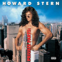 Various artists - Howard Stern Private Parts: The Album Ost IMPORT