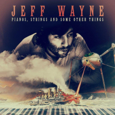 Wayne Jeff - Pianos, Strings And Some Other Thin
