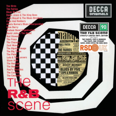 Various artists - The R&B Scene