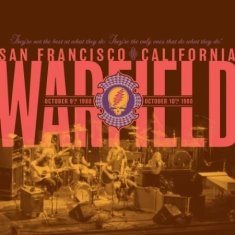 Grateful Dead - The Warfield, San Francisco, Ca 10/9/80
