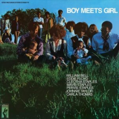 Various artists - Boy Meets Girl:.. -Ltd-