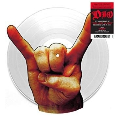 Dio - The Last In Line (Live) [shaped Picture Disc]