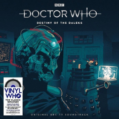 DOCTOR WHO - Destiny Of The.. -Rsd-