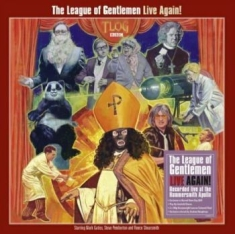 League Of Gentlemen - Live 2018 (Rsd 2019)