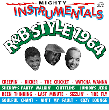 Mighty Instrumentals R&B Style 1964 - Various