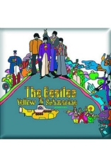 Beatles - Yellow submarine fridge magnet