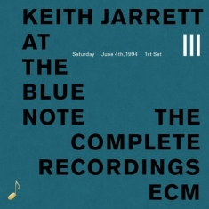 Jarrett, Keith - At The Blue Note, 3Rd Cd