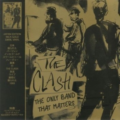 The Clash - Only Band That Matters (Gold Vinyl)