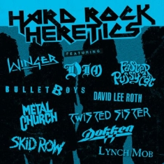Various artists - Hard Rock Heretics (Rocktober)