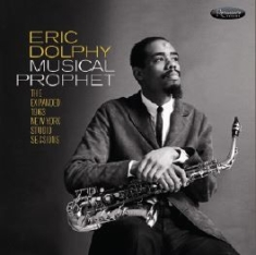 DOLPHY ERIC - MUSICAL PROPHETEXP.1963 N.Y.SESSION IMPORT