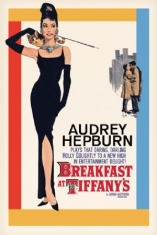 Audrey Hepburn - Audrey Hepburn (Breakfast at Tiffany's One-Sheet)