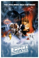 STAR WARS - Star Wars The Empire Strikes Back (One Sheet)
